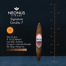 Cigar Neonlis Signature Gordito 7